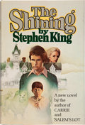Books:Signed Editions, Stephen King. The Shining. Garden City: Doubleday, 1977.First edition. Inscribed and dated by the author....