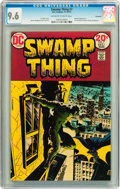 Bronze Age (1970-1979):Horror, Swamp Thing #7 Savannah pedigree (DC, 1973) CGC NM+ 9.6 Off-whiteto white pages....