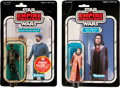 Memorabilia:Science Fiction, Star Wars: The Empire Strikes Back Action Figure Group (Kenner, 1982).... (Total: 2 Items)