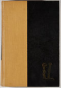 Books:First Editions, Madison Cooper. Sironia, Texas. Boston: Houghton Mifflin,1952. First edition. Two octavo volumes. Publisher's b... (Total: 2Items)