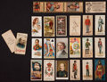 "Non-Sport Cards:Lots, 1880's American Tobacco ""N"" card Collection (21)..."