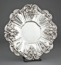 Silver Holloware, American:Platters, A REED & BARTON SILVER PLATTER . Reed & Barton, Taunton,Massachusetts, designed 1907. Marks: REED & BARTON,STERLING, X56...