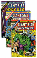 Modern Age (1980-Present):Miscellaneous, Marvel Bronze Age Group (Marvel, 1970s) Condition: Average FN/VF.... (Total: 20 Comic Books)