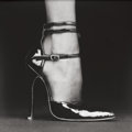 Photographs, ROBERT MAPPLETHORPE (American, 1946-1989). Shoe (Melody), 1987. Gelatin silver, 1988. 40 x 40 inches (101.6 x 101.6 cm)...