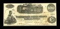 Confederate Notes:1862 Issues, T40 $100 1862. This C-note has a Tallahassee interest paid stampfrom Jan. 1, 1865. A pencilled collector notation is also f...