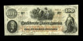 Confederate Notes:1862 Issues, T41 PF-12 $100 1862. This About Uncirculated T41 is a manual erroras it has an interest paid rubber stamping on its fac...