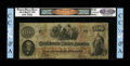 Confederate Notes:1862 Issues, T41 PF-12 $100 1862. This rare Fine variety has an unfinishedserial number on the left, and is missing the serial on th...