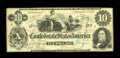 Confederate Notes:1862 Issues, CT46/344A Counterfeit $10 1862. Problem-free is this counterfeitwith sound edges and paper for the grade. It is a faithful ...