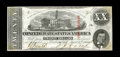Confederate Notes:1863 Issues, T58 PF-29 $20 1863. Bright paper and sharp corners are noticed onthis quality $20. Choice Crisp Uncirculated....