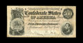 Confederate Notes:1864 Issues, T64 $500 1864. This is a solid Very Fine example with a few pinholes....