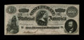 """Confederate Notes:1864 Issues, CT65/491 """"Havana Counterfeit"""" $100 1864. Here is a nice example of this famous counterfeit that has plate letter D, written ..."""