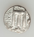 Ancients:Greek, Ancients: BRUTTIUM, Kroton. (Ca. 480-430 BC). AR nomos (8.03 gm)....