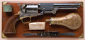 "Handguns:Single Action Revolver, Fine, Cased, Historic, and U.S. Martially Marked Colt Third Model Dragoon Revolver, with Smithsonian Institution Stamping ""222 399"" on Grips"