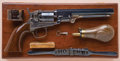 Handguns:Single Action Revolver, Exceptional Cased Colt Model 1849 Pocket Model Revolver