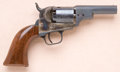 Handguns:Single Action Revolver, Exceptional Colt Model Wells Fargo Pocket Model Revolver...