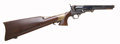 Handguns:Single Action Revolver, Fine and Exceptional U.S. Martially Marked Colt Model 1851 Navy Revolver, the First Model Attachable Shoulder Stock, with Canteen Insert
