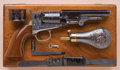 Military & Patriotic:Indian Wars, Exceptional Cased Colt Model 1865 Pocket Navy New Model Revolver...