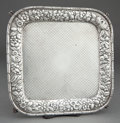Silver & Vertu:Hollowware, A KIRK SILVER FOOTED TRAY . S. Kirk & Son Inc., Baltimore, Maryland, circa 1880-1890 . Marks: S. KIRK & SON, 11 OZ. 10 x...