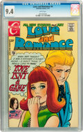 Bronze Age (1970-1979):Romance, Love and Romance #4 (Charlton, 1972) CGC NM 9.4 White pages....