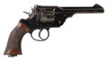 "Handguns:Double Action Revolver, British Webley ""WG"" Army Second Model 1889 Double Action Revolver...."