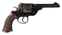 """British Webley """"WG"""" Army Second Model 1889 Double Action Revolver"""