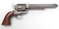 Handguns:Single Action Revolver, *Colt Single Action Army Revolver....