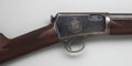 Long Guns:Semiautomatic, *Presentation Inscribed Winchester Model 1903 Semi-AutomaticRifle....