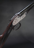 Shotgun:Double Barrel, *12 Gauge James Purdey Sidelock Ejector Double Barrel Shotgun....