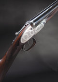 Shotgun:Double Barrel, **12 Gauge James Purdey Sidelock Ejector Double Barrel Shotgun....