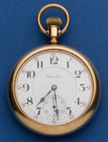 Timepieces:Pocket (post 1900), Hamilton 23 Jewel Grade 950 - 16 Size Pocket Watch. ...