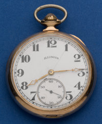 Illinois 23 Jewel 16 Size Sangamo Special Pocket Watch