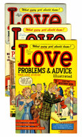 Golden Age (1938-1955):Romance, True Love Problems and Advice Illustrated #3-52 File Copies Group(Harvey, 1949-58) Condition: Average VF.... (Total: 50 Comic Books)