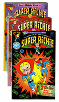 Bronze Age (1970-1979):Cartoon Character, Superichie #1-18 File Copies Group (Harvey, 1975-79) Condition:Average NM-.... (Total: 43 Comic Books)