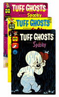 Silver Age (1956-1969):Cartoon Character, Tuff Ghosts Starring Spooky File Copy Group (Harvey, 1962-72) Condition: Average VF/NM.... (Total: 63 Comic Books)