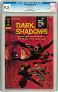 Bronze Age (1970-1979):Horror, Dark Shadows #15 File Copy (Gold Key, 1972) CGC NM/MT 9.8 Off-white to white pages....