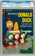 Silver Age (1956-1969):Cartoon Character, Donald Duck #107 File Copy (Gold Key, 1966) CGC NM+ 9.6 Off-white to white pages....