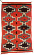 Other, A NAVAJO GERMANTOWN WEAVING. c. 1900...