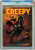 Magazines:Horror, Creepy #71 (Warren, 1975) CGC NM+ 9.6 Off-white to white pages....