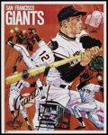 "Movie Posters:Sports, Baseball Poster Lot (ProMotions Inc., 1971). Posters (2) (23"" X 29""). Sports.... (Total: 2 Items)"