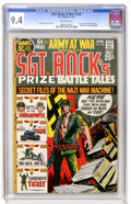 Bronze Age (1970-1979):War, Our Army at War #229 (DC, 1971) CGC NM 9.4 Off-white pages....