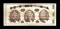 Miscellaneous:Other, Giori Test Note Jefferson Head at Center Very Fine This is one ofthe scarcer Experimentals of this class as it possesses a ...