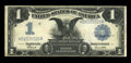 Fr. 235 $1 1899 Silver Certificate Fine. This is the sixth time this type invert has appeared in a Signature sale in the...
