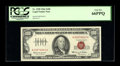 Small Size:Legal Tender Notes, Fr. 1550 $100 1966 Legal Tender Note. PCGS Gem New 66PPQ.. ...