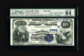 Zanesville, OH - $10 1882 Value Back Fr. 577 The Old Citizens NB Ch. # (M)5760 This is simply a gorgeous invert on a v...