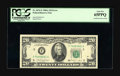 Error Notes:Blank Reverse (<100%), Fr. 2076-F $20 1988A Federal Reserve Note. PCGS Gem New 65PPQ..About 75% of the back is missing on this early $20 FRN....