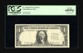 Error Notes:Third Printing on Reverse, Fr. 1910-B $1 1977A Federal Reserve Note. PCGS Gem New 65PPQ.. We thought this was another Natick until we noticed it was f...