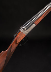 **20 Gauge Merkle 147 E Double Barrel Shotgun