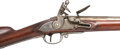 Long Guns:Muzzle loading, Rare U.S. Model 1808 Contract Flintlock Musket by Millbury Dated1815....