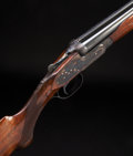 Shotgun:Double Barrel, **20 Gauge AYA Number 1 Sidelock Ejector Double Barrel Shotgun....
