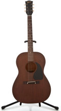 Musical Instruments:Acoustic Guitars, 1960 Gibson LG-0 Mahogany Acoustic Guitar, #R6109 11....